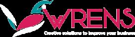 Wrens Agency Logo Alternate Transparent Web